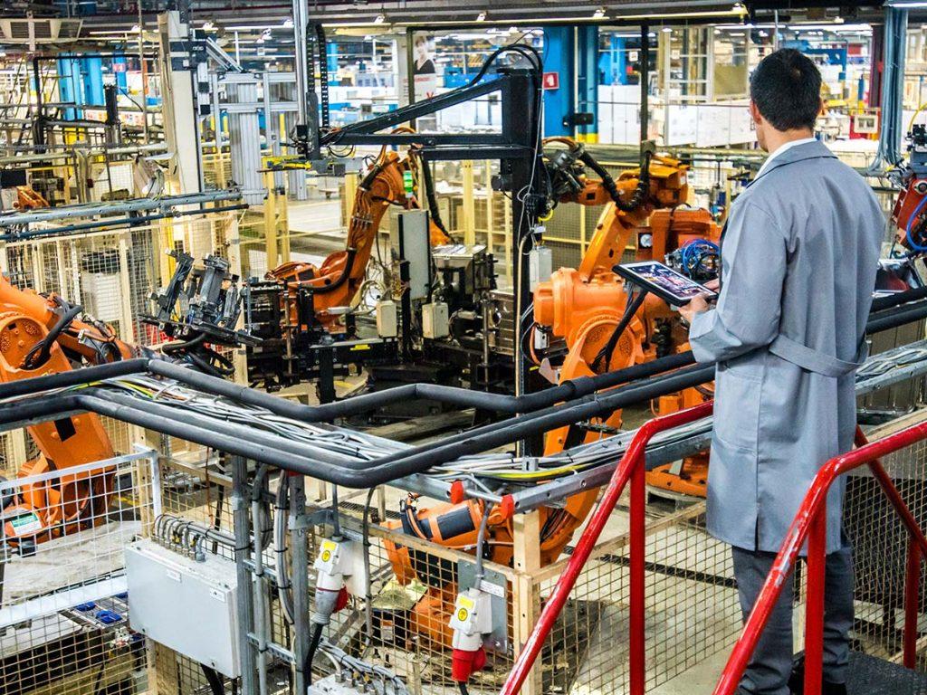 Alarmhandling in Industrieanlagen